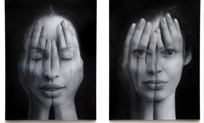 Hyperrealistic!! Optical illusion paintings worth seeing! (Photos) — TheInfoNG