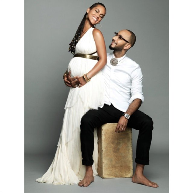 Alicia-Keys-and-Swizz-Beatz-Announce-They-Are-Pregnant-via-Instagram