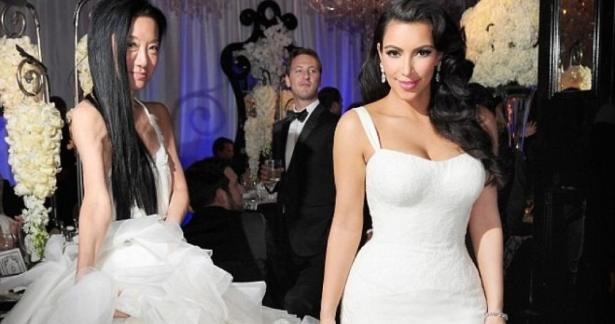 Top 20 most stunning celebrity wedding dresses ever - See which is ...