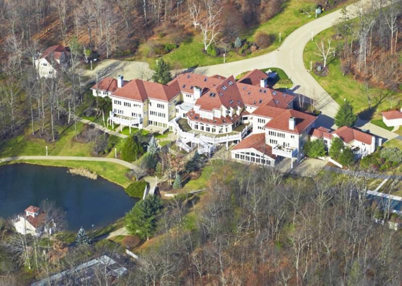 Expensive homes of Black American celebrities