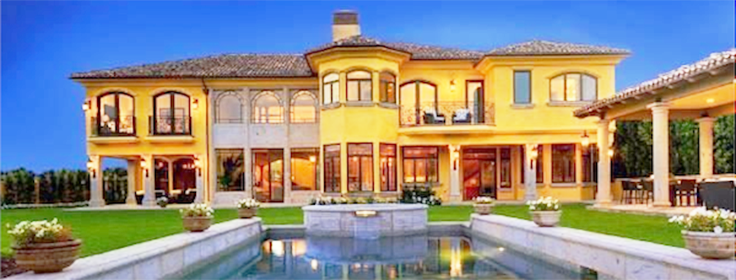 Top 10 most expensive rappers homes in the world who own for Top 10 luxury homes